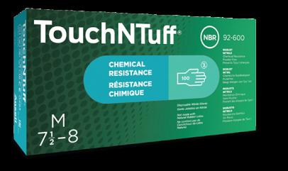 Ansell Einmalhandschuhen TouchNTuff® 92-600