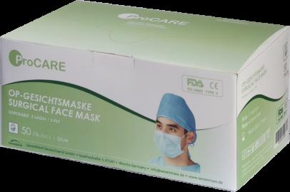 ProCARE  OP - Gesichtsmaske Type II